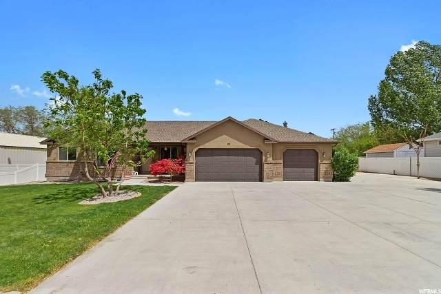 89 S West St, Grantsville, UT 84029 (#1675780) :: Big Key Real Estate