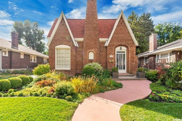 428 E Cleveland Ave S, Salt Lake City, UT 84115 (MLS #1675832) :: Lookout Real Estate Group