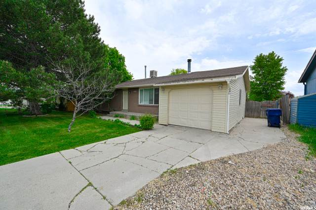 3897 W 6200 S, Taylorsville, UT 84129 (#1675845) :: Exit Realty Success