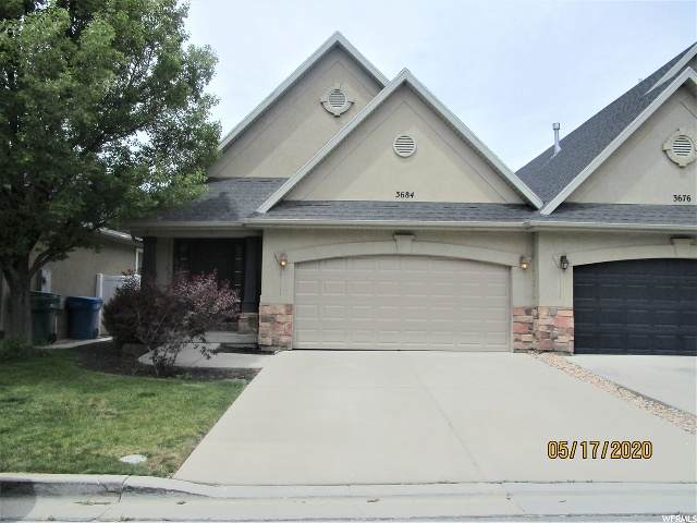 3684 W Plymouth Rock Cv #28, Lehi, UT 84043 (#1675886) :: The Fields Team