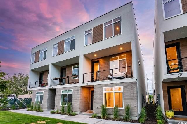 1710 S West Temple #21, Salt Lake City, UT 84115 (MLS #1675902) :: Lookout Real Estate Group