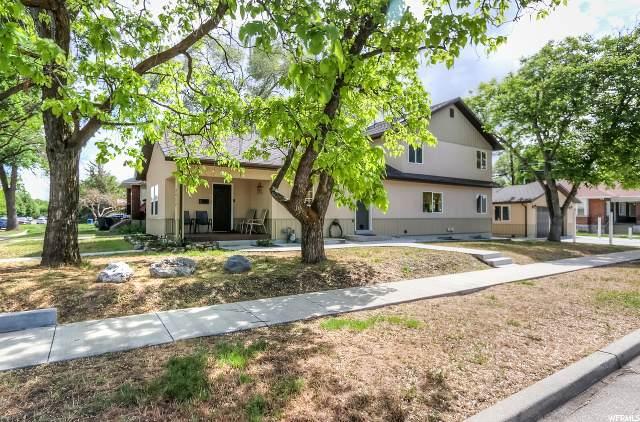 2412 S 800 E, Salt Lake City, UT 84106 (#1675906) :: Colemere Realty Associates