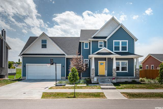 711 W 50 N, Hyrum, UT 84319 (#1675917) :: Big Key Real Estate