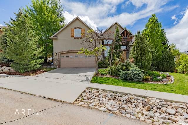 14848 S Seven Oaks Ln, Draper, UT 84020 (#1675956) :: Big Key Real Estate
