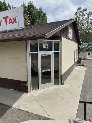 975 W Hwy 40 #1, Vernal, UT 84078 (MLS #1675962) :: Lookout Real Estate Group