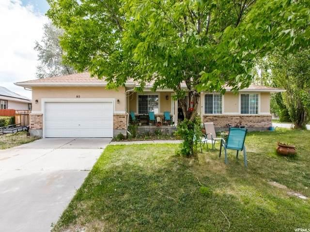 40 Lakeview Dr, Stansbury Park, UT 84074 (MLS #1675986) :: Lookout Real Estate Group