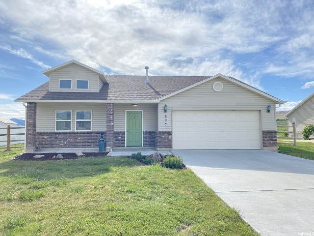 605 N 2650 W, Tremonton, UT 84337 (#1675989) :: Red Sign Team