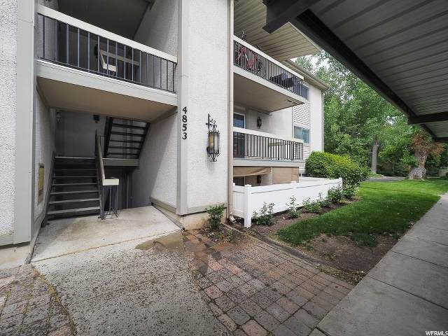 4853 S Wood Bridge Dr E #46, Salt Lake City, UT 84117 (#1675991) :: Colemere Realty Associates