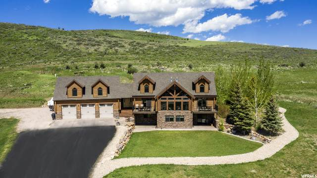 172 Deer Ridge Trl, Saint Charles, ID 83272 (#1676017) :: Colemere Realty Associates