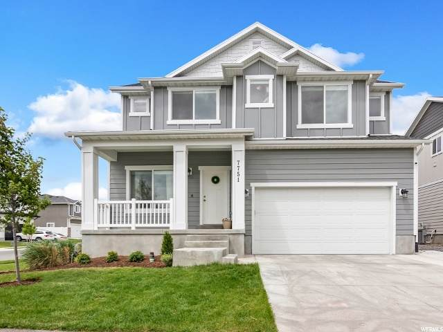 7751 N Rusty Spur Ct, Eagle Mountain, UT 84005 (#1676022) :: Red Sign Team