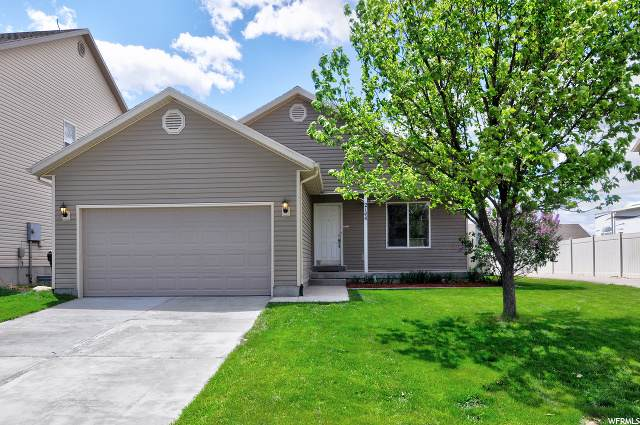 2144 E Hickock Way N, Eagle Mountain, UT 84005 (#1676037) :: Red Sign Team