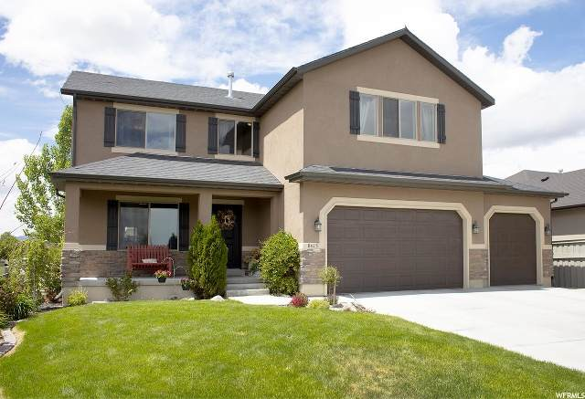 8415 N Scotscraig Dr, Eagle Mountain, UT 84005 (MLS #1676045) :: Lookout Real Estate Group