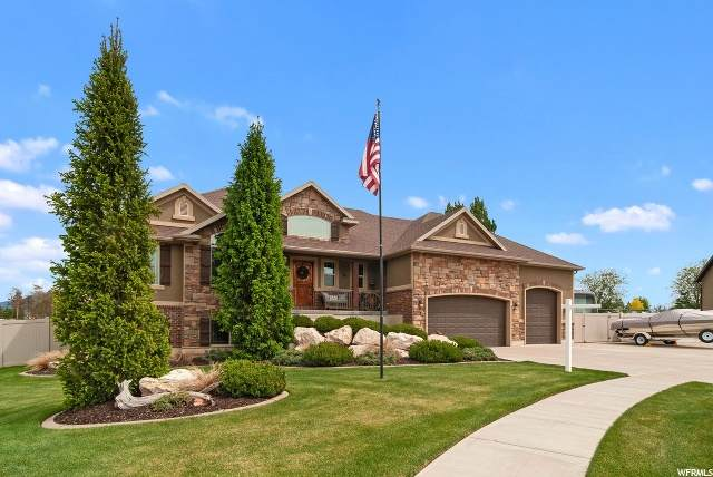4964 S 4875 W, Hooper, UT 84315 (#1676068) :: Doxey Real Estate Group