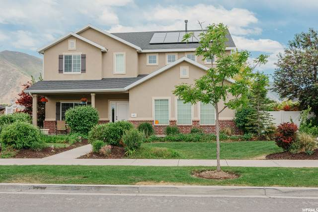 627 S 525 W, Springville, UT 84663 (MLS #1676106) :: Lookout Real Estate Group