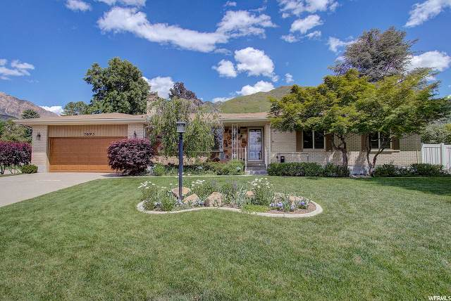 7693 E Summerhill Ct, Cottonwood Heights, UT 84121 (#1676115) :: Big Key Real Estate