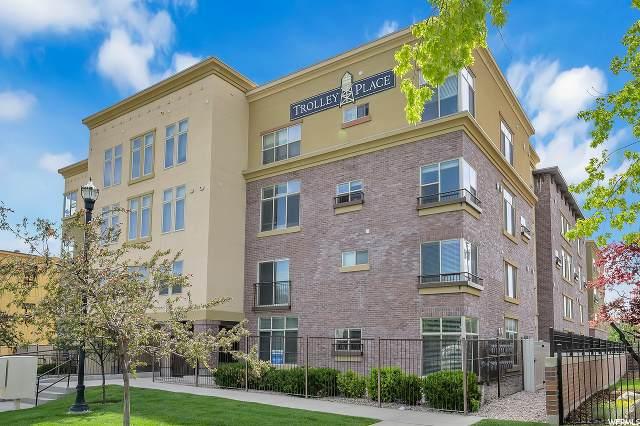500 S 520 E #110, Salt Lake City, UT 84102 (#1676123) :: Colemere Realty Associates