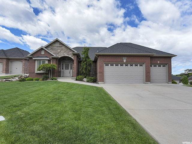 5519 Chokecherry Ct, Ogden, UT 84403 (MLS #1676131) :: Lawson Real Estate Team - Engel & Völkers