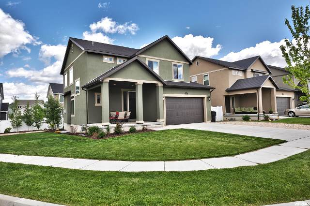 456 W Meadow Walk Dr, Heber City, UT 84032 (#1676149) :: Colemere Realty Associates