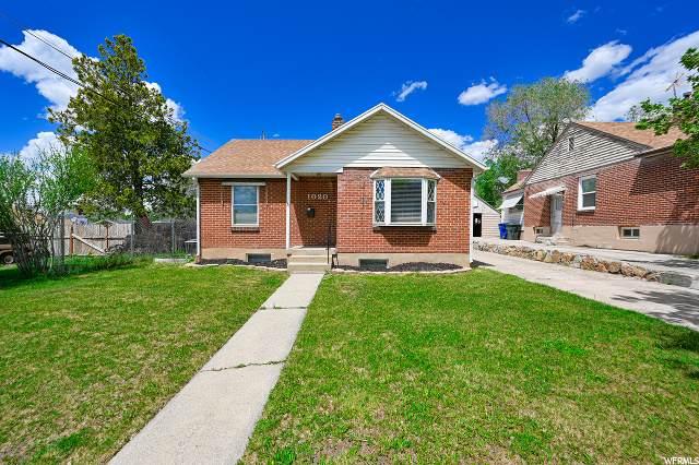 1020 E 28TH St S, Ogden, UT 84403 (MLS #1676153) :: Lawson Real Estate Team - Engel & Völkers