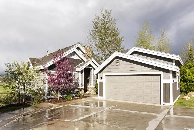5526 N Cross Country Way, Park City, UT 84098 (#1676176) :: RE/MAX Equity