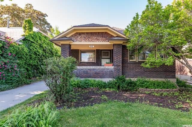 614 E Redondo Ave, Salt Lake City, UT 84105 (MLS #1676185) :: Lookout Real Estate Group