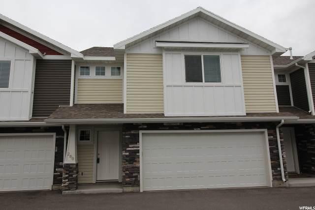 280 W 20 N, Hyrum, UT 84319 (#1676189) :: Big Key Real Estate