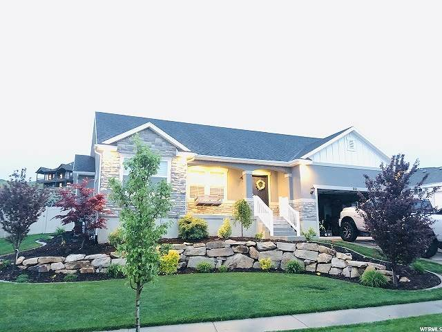 691 W Valley View Dr, Saratoga Springs, UT 84045 (MLS #1676206) :: Lookout Real Estate Group