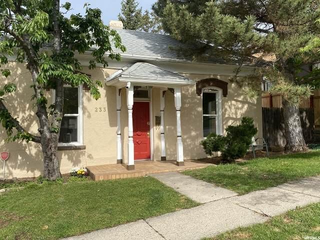 233 L St, Salt Lake City, UT 84103 (#1676219) :: Colemere Realty Associates