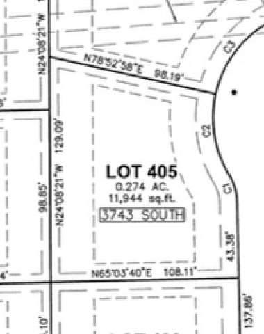 3743 S Larkspur Cir, Saratoga Springs, UT 84045 (#1676224) :: Big Key Real Estate