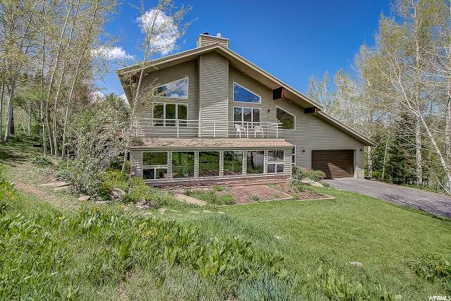 7507 Pinebrook Rd, Park City, UT 84098 (MLS #1676236) :: High Country Properties