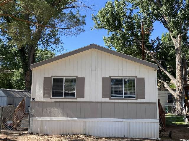 400 N 500 W #82, Moab, UT 84532 (#1676249) :: Doxey Real Estate Group