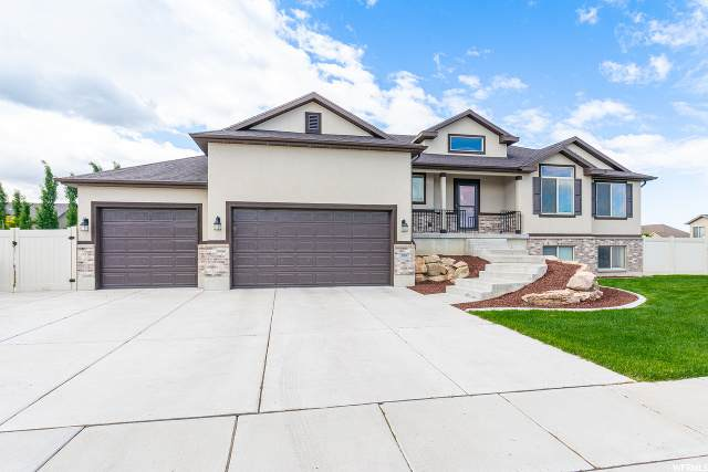 5007 W 4950 S, Hooper, UT 84315 (#1676277) :: Doxey Real Estate Group