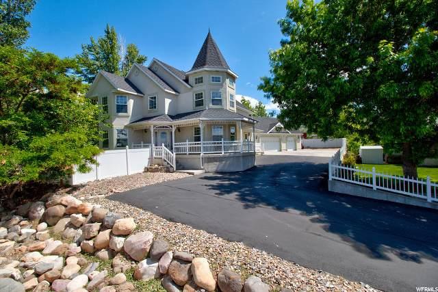 465 S 700 E, Payson, UT 84651 (#1676282) :: Bustos Real Estate | Keller Williams Utah Realtors