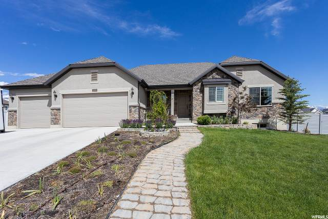 3094 N Park Ridge Dr, Lehi, UT 84043 (#1676299) :: The Fields Team