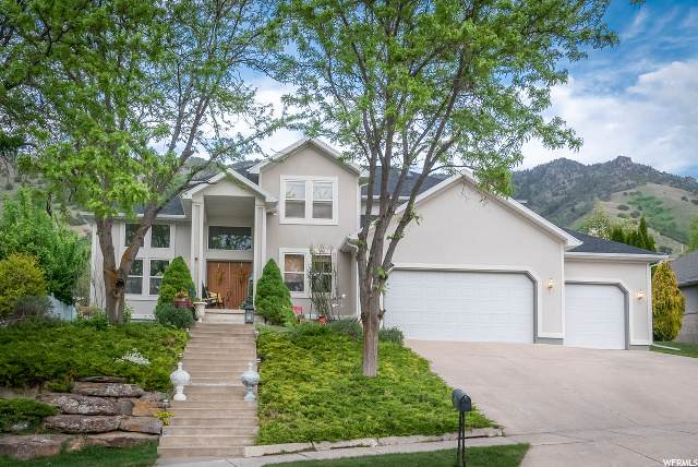 220 S Buckingham Dr, Providence, UT 84332 (#1676304) :: Big Key Real Estate