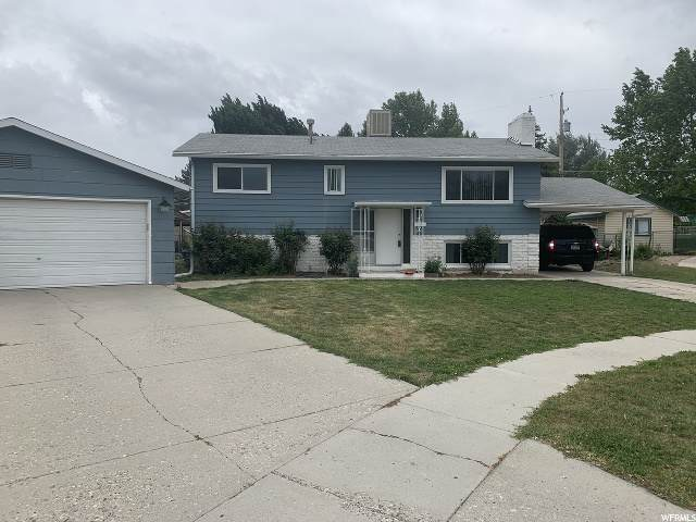3911 S 3520 W, West Valley City, UT 84119 (MLS #1676341) :: Lookout Real Estate Group