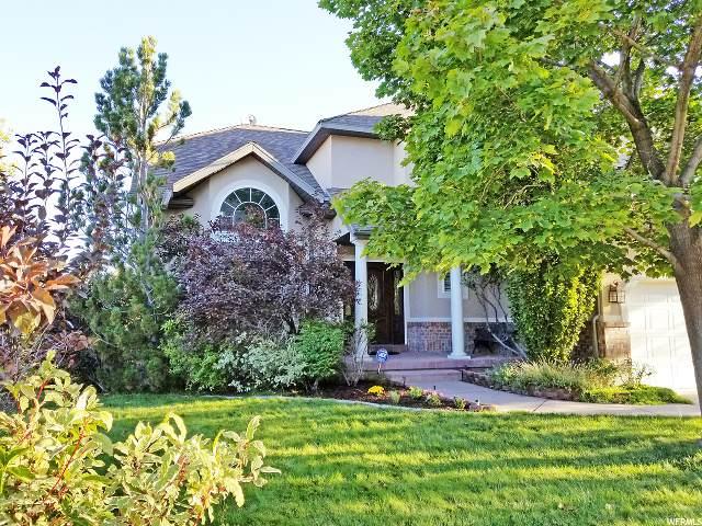 601 E Treven Pl, Draper, UT 84020 (#1676353) :: Big Key Real Estate