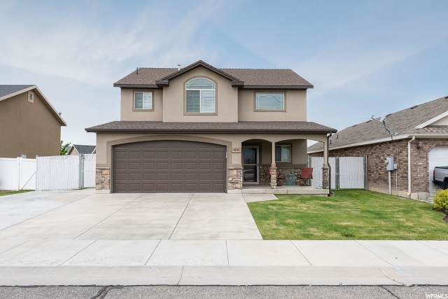 4191 S 3250 W, West Haven, UT 84401 (#1676355) :: Red Sign Team