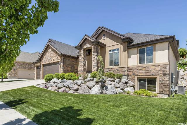 5164 N Grey Hawk Dr, Lehi, UT 84043 (#1676377) :: The Fields Team