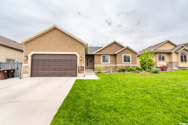 4096 E Mohican Dr N, Eagle Mountain, UT 84005 (#1676378) :: McKay Realty