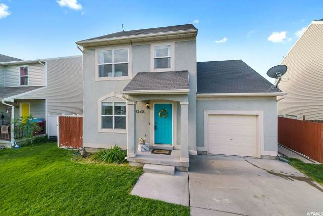 1345 Archmore Dr, Springville, UT 84663 (#1676395) :: RE/MAX Equity