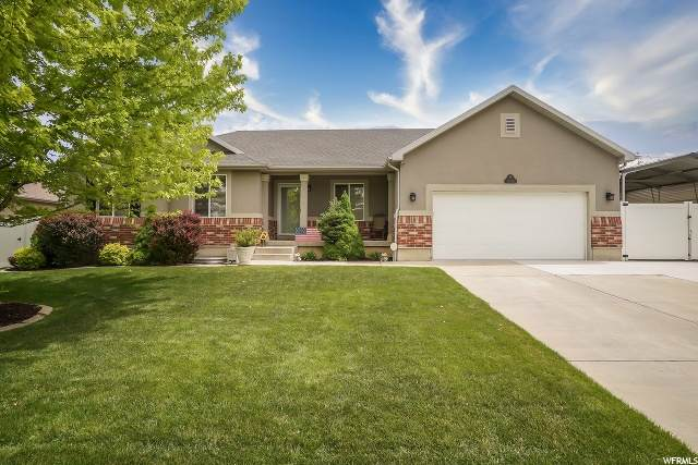 1958 N 2750 W, Clinton, UT 84015 (#1676420) :: RE/MAX Equity