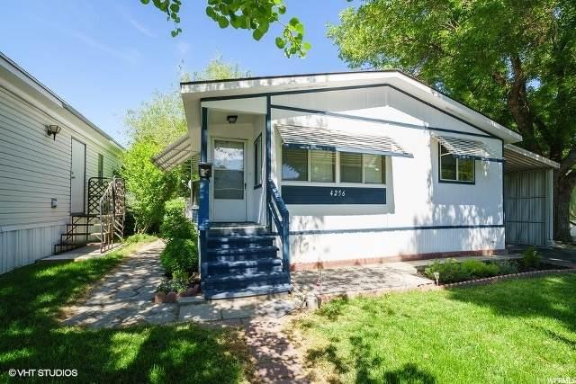 4256 S Angelis Stre E, Murray, UT 84107 (#1676430) :: Pearson & Associates Real Estate