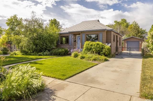 1841 E Ramona Ave, Salt Lake City, UT 84108 (#1676436) :: Colemere Realty Associates