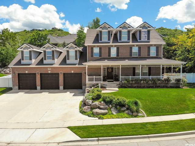 4433 Devonshire Dr W, Bountiful, UT 84010 (#1676470) :: EXIT Realty Plus
