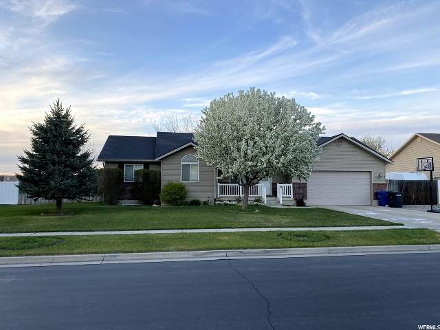 863 W 2880 S, Nibley, UT 84321 (#1676474) :: RE/MAX Equity
