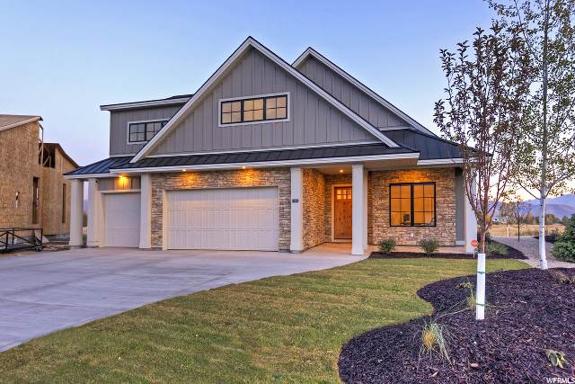 466 N Farmhouse Way #6, Midway, UT 84049 (#1676476) :: RE/MAX Equity