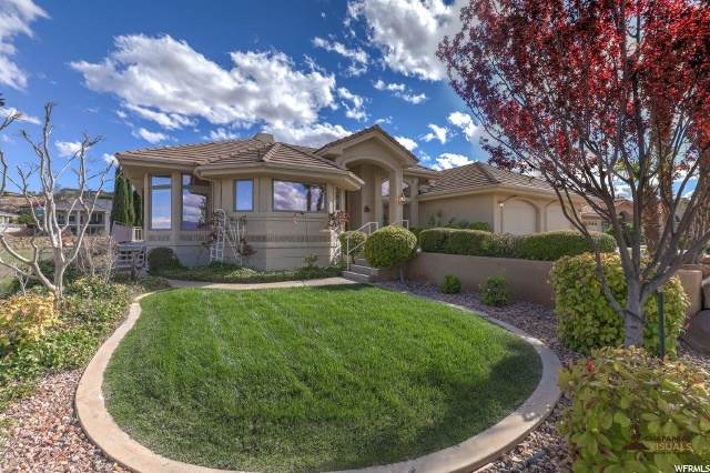 456 Tee Cir, St. George, UT 84770 (MLS #1676505) :: Lawson Real Estate Team - Engel & Völkers