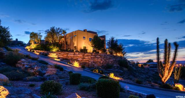 1906 S Stone Canyon Dr, St. George, UT 84790 (MLS #1676527) :: Lawson Real Estate Team - Engel & Völkers