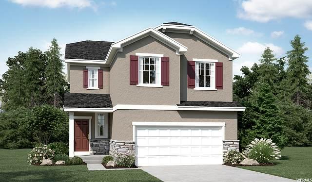 67 N Independence Way W #110, Saratoga Springs, UT 84045 (#1676542) :: McKay Realty